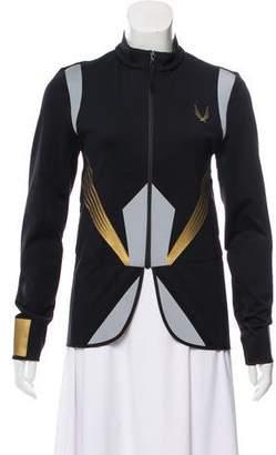 Lucas Hugh Lightweight Zip-Up Jacket