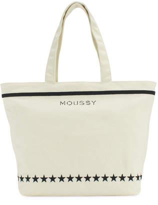 Moussy (マウジー) - 【SAC'S BAR】マウジー MOUSSY トートバッグ m01978102 【01】ナチュラル