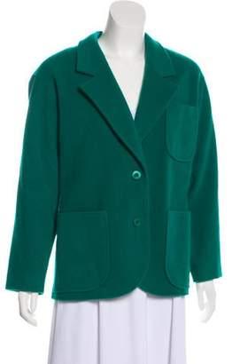 Pendleton Wool Notch-Lapel Jacket
