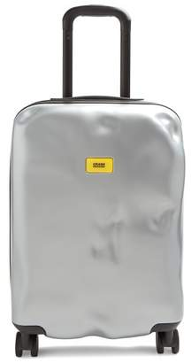 Icon Eyewear Crash Baggage 55cm Cabin Suitcase - Womens - Silver