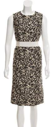 Giambattista Valli Printed Shift Dress