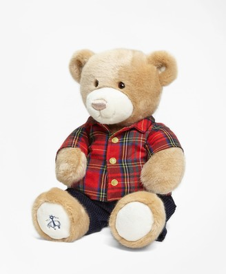 Brooks Brothers Gund Brooksie Holiday Bear