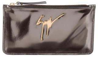 Giuseppe Zanotti Patent Leather Cardholder