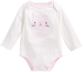 First Impressions Baby Girls Cat Bodysuit