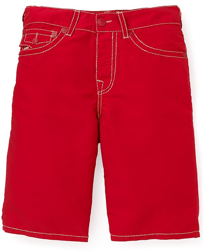 True Religion Swim PCH Board Shorts