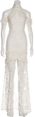 Alexis Lace Maxi Dress