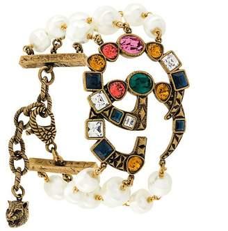 Gucci strand bracelet