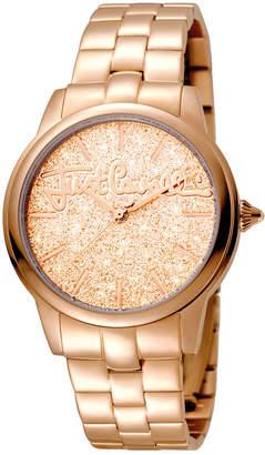 Just Cavalli Women's Glam Chic Mohair Watch