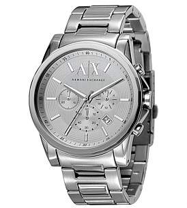 Armani Exchange Outer Banks Watch