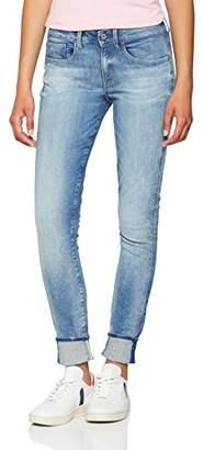 G Star G-Star Women's 3301 Deconst Mid Wmn Skinny Jeans,W32/L34 (Manufacturer Size: 32/34)