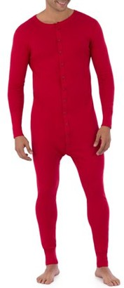 Fruit of the Loom Men's Classic Thermal Union Suit