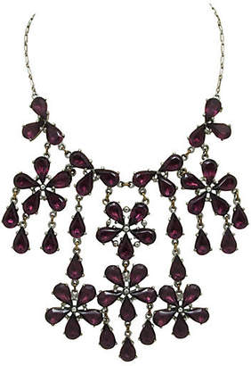 One Kings Lane Vintage Floral Festoon Necklace - Thanks for the Memories