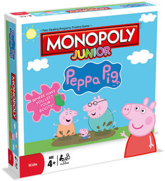 Peppa Pig Monopoly Junior Edition