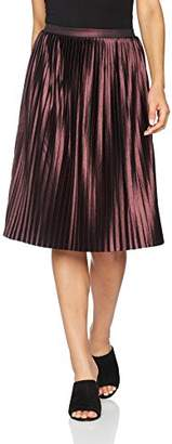 Mavi Jeans Women's Pleated Skirt,XL