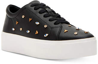 Katy Perry Dylan Lace-Up Flatform Sneakers Women's Shoes