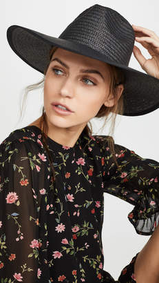 Madewell Wide-Brimmed Straw Sunhat