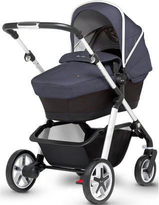 Silver Cross Pioneer Pushchair and Carrycot