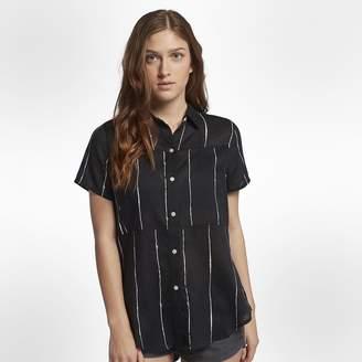 Hurley Wilson Static Women's Short Sleeve Shirt