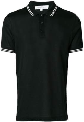 Salvatore Ferragamo Gancio polo shirt