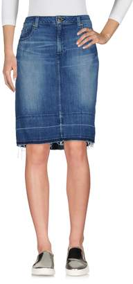 MICHAEL Michael Kors Denim skirts - Item 42633480DK