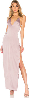 by the way. Kamari Satin Maxi