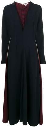 Stella McCartney long lace-up dress