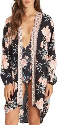 Women's Billabong Flore Me Kimono $59.95 thestylecure.com