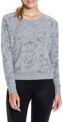 Maaji Sleek Camo Granite Sweatshirt