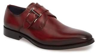 Jump Miguel Monk Strap Shoe