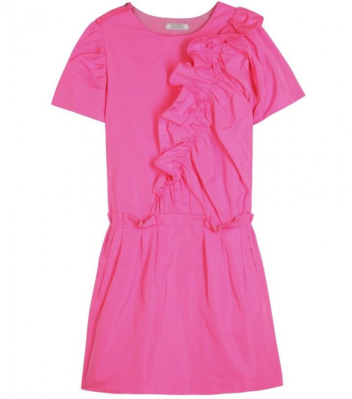 Nina Ricci NEON MINI DRESS