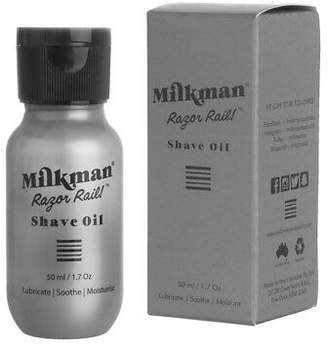Co NEW Milkman Razor Rail Shave Oil 50mL Men's by Milkman Grooming