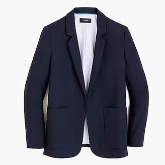 J.Crew Open-front blazer
