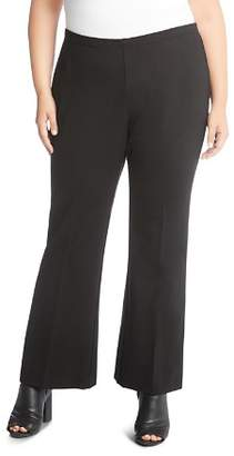 Karen Kane Plus Avery Bootcut Pants