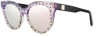 MCM Cat-Eye Zyl® Acetate Sunglasses