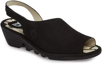 Fly London Palp Wedge Sandal