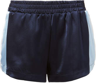 St. Roche Striped Running Shorts