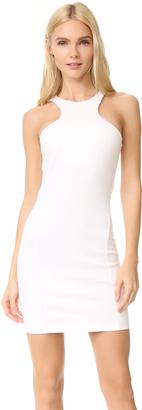 DSQUARED2 Halter Dress $670 thestylecure.com