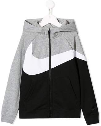 Nike classic swoosh hoodie