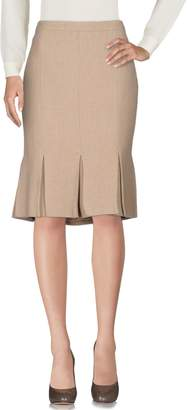 Moschino Knee length skirts - Item 35374380IF