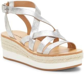 Lucky Brand Jenepper Platform Wedge Sandal