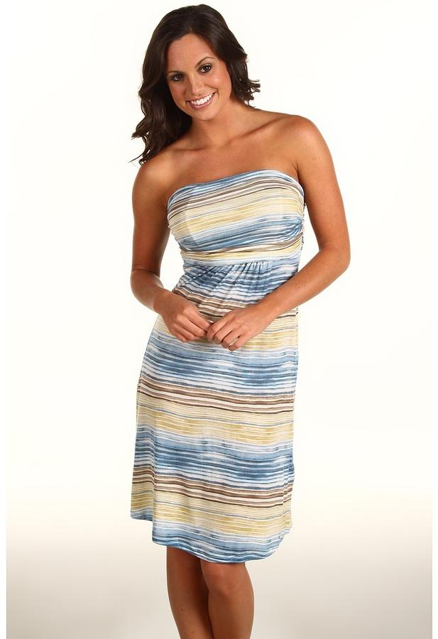 Quiksilver - Shorebreak Stripe Dress