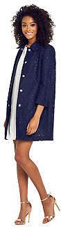 Love Label Lace Coat