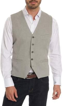 Robert Graham Classic Fit Woven Vest
