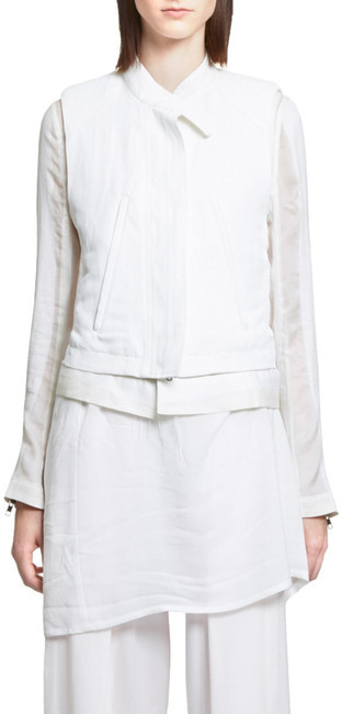 Ann DemeulemeesterAnn Demeulemeester 3-in-1 Jacket with Removable Vest