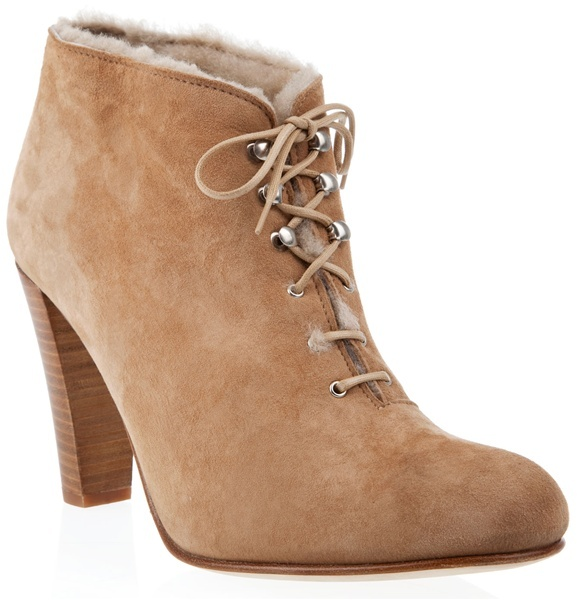 OPENING CEREMONY - Shearling lined shoe boot