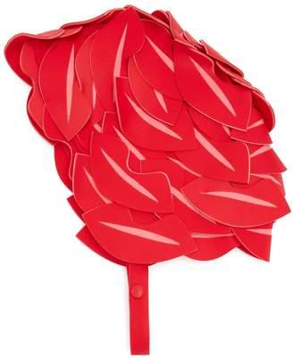 Charlotte Olympia ADRIANA DEGREAS x Pin Up Kiss layered swim cap