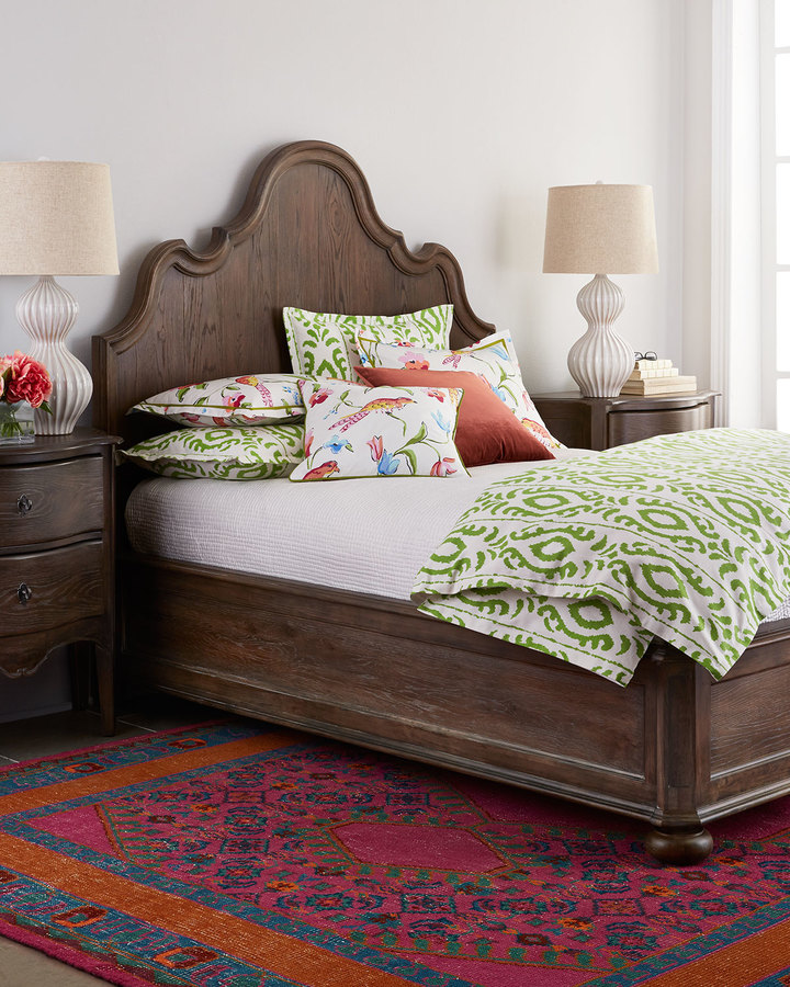 Bernhardt Bernhardt Justene Queen Panel Bed