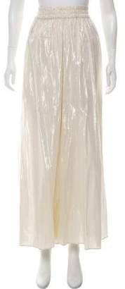 Miguelina High-Rise Wide-Leg Pants w/ Tags