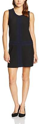 Mexx Women's MX3024027 Dress, (Black)
