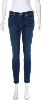 Paper Denim & Cloth Mid-Rise Skinny Jeans